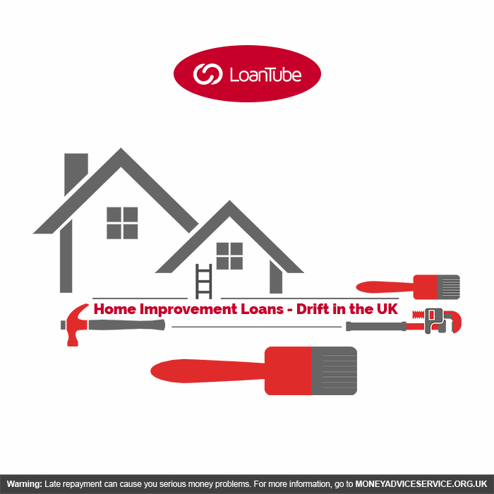 Home Improvement Loans New Drift In The Uk Loantube In 2020 Home Improvement Loans Home Improvement Money Problems