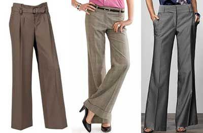 Como Usar Calças Femininas: Fotos, Modelos, Dicas, Imagens