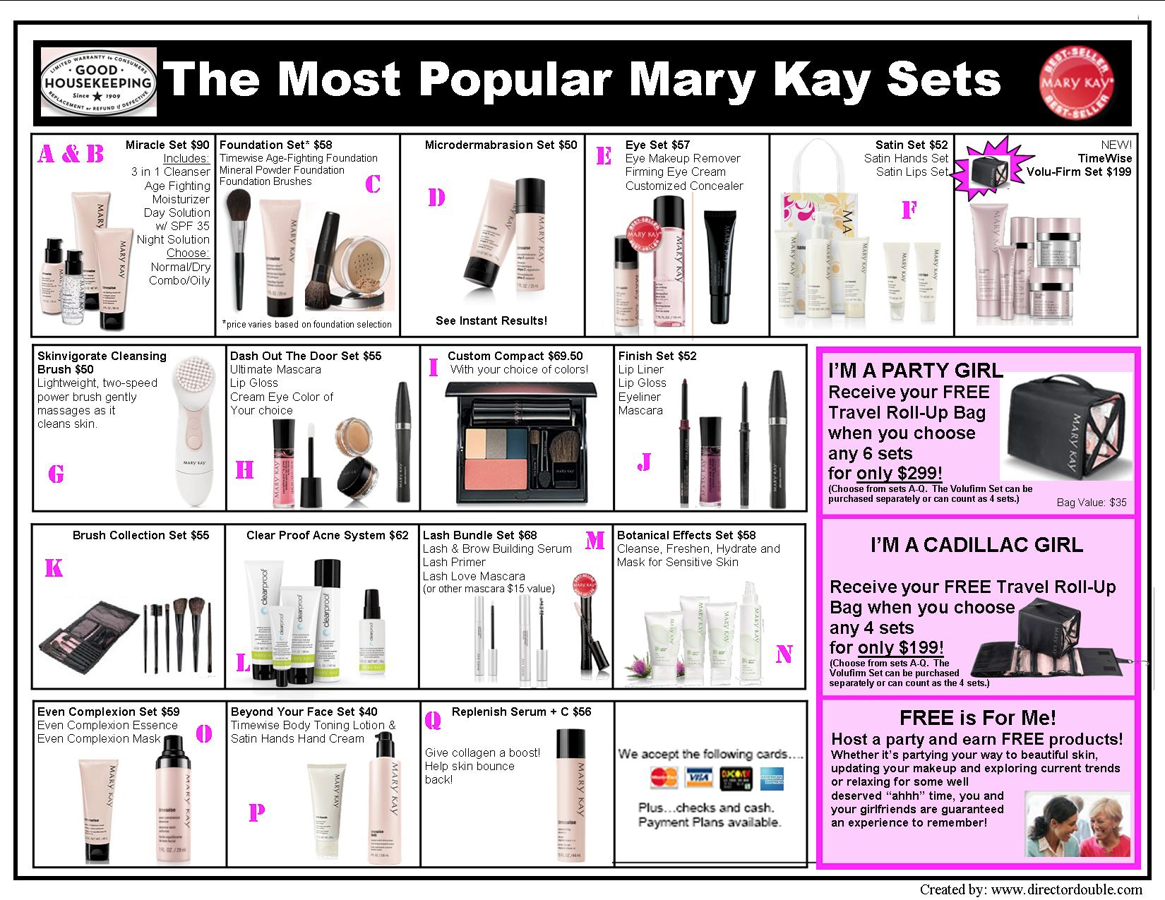roll up bag closing sheet | Is Mary Kay a Real Job? | Mary Kay ...