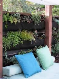 Bildergebnis für bepflanzter zaun
