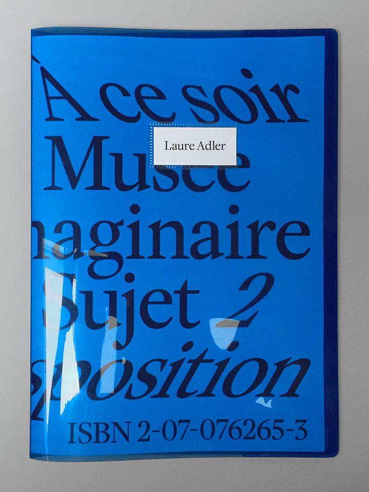 Futur Neue explores texts through clean typography