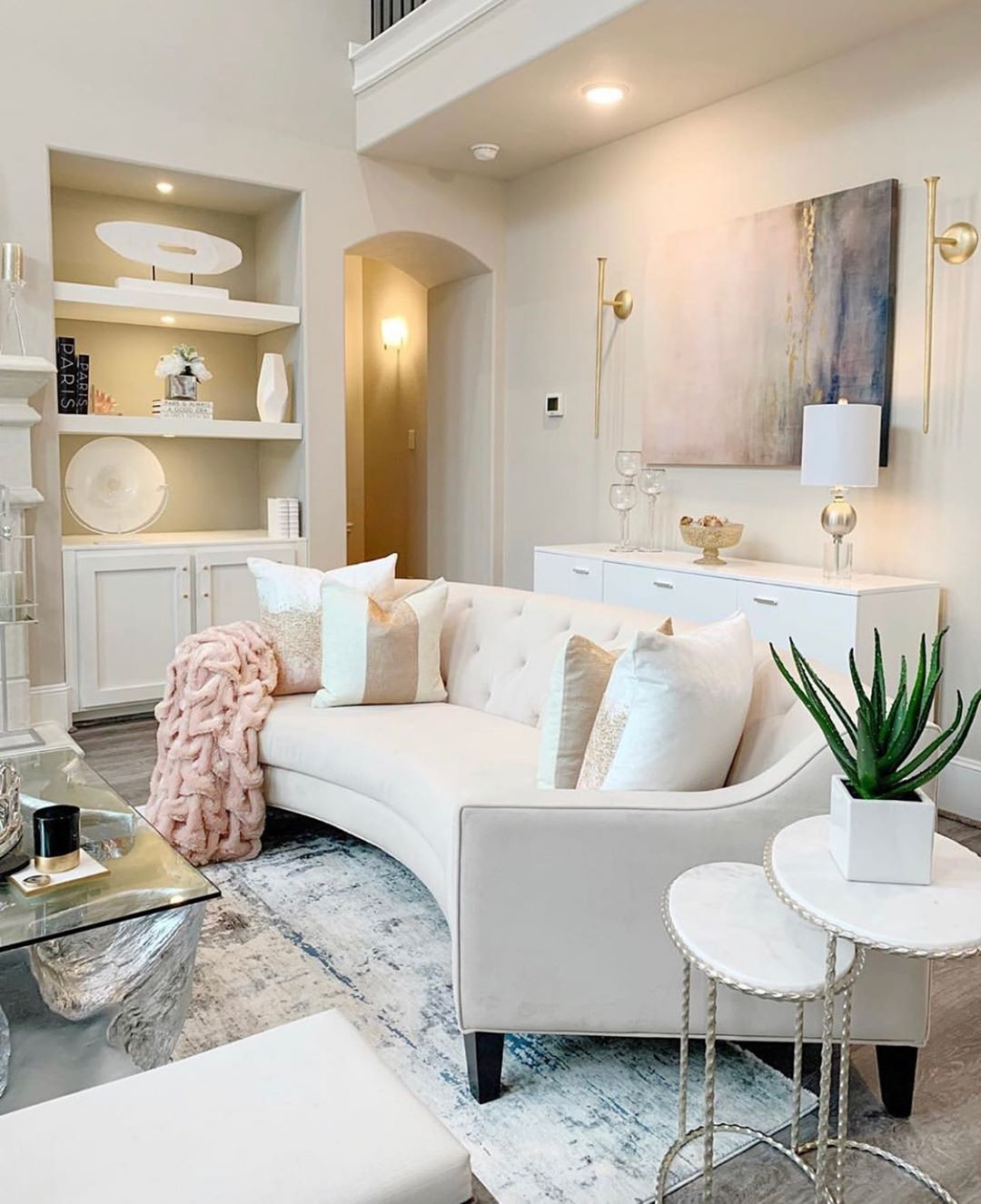 Make My Day Home Decor On Instagram Prettiest Living Room