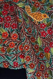 Tree of Life Kashmir shawl