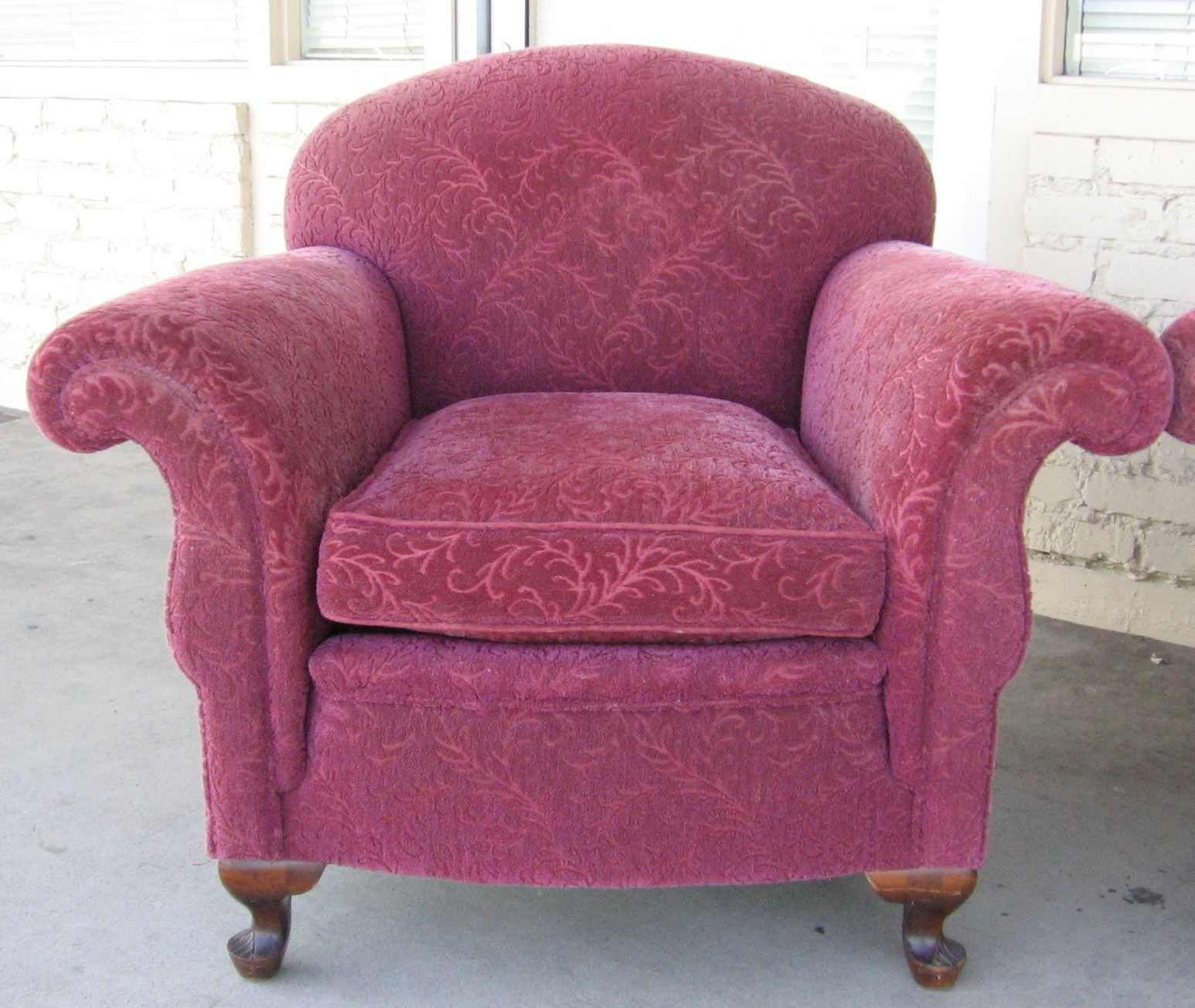 1930's upholstered furniture images - Google Search · Overstuffed ChairsReading  ChairsUpholstered FurniturePink FurnitureLiving Room ... - 1930's Upholstered Furniture Images - Google Search 1930's