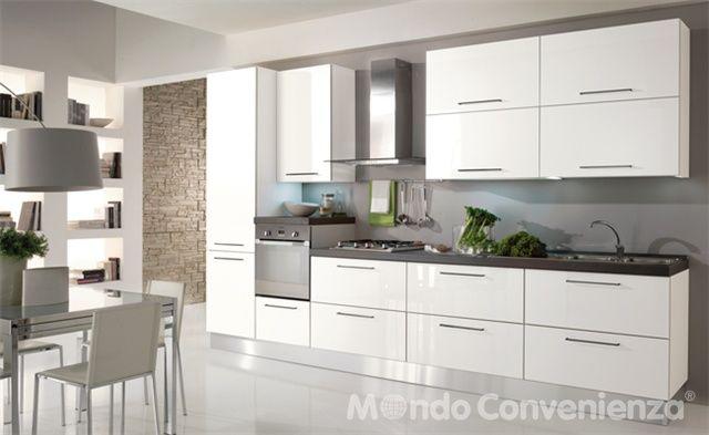 Lavinia Cucine Moderno Mondo Convenienza Con Immagini