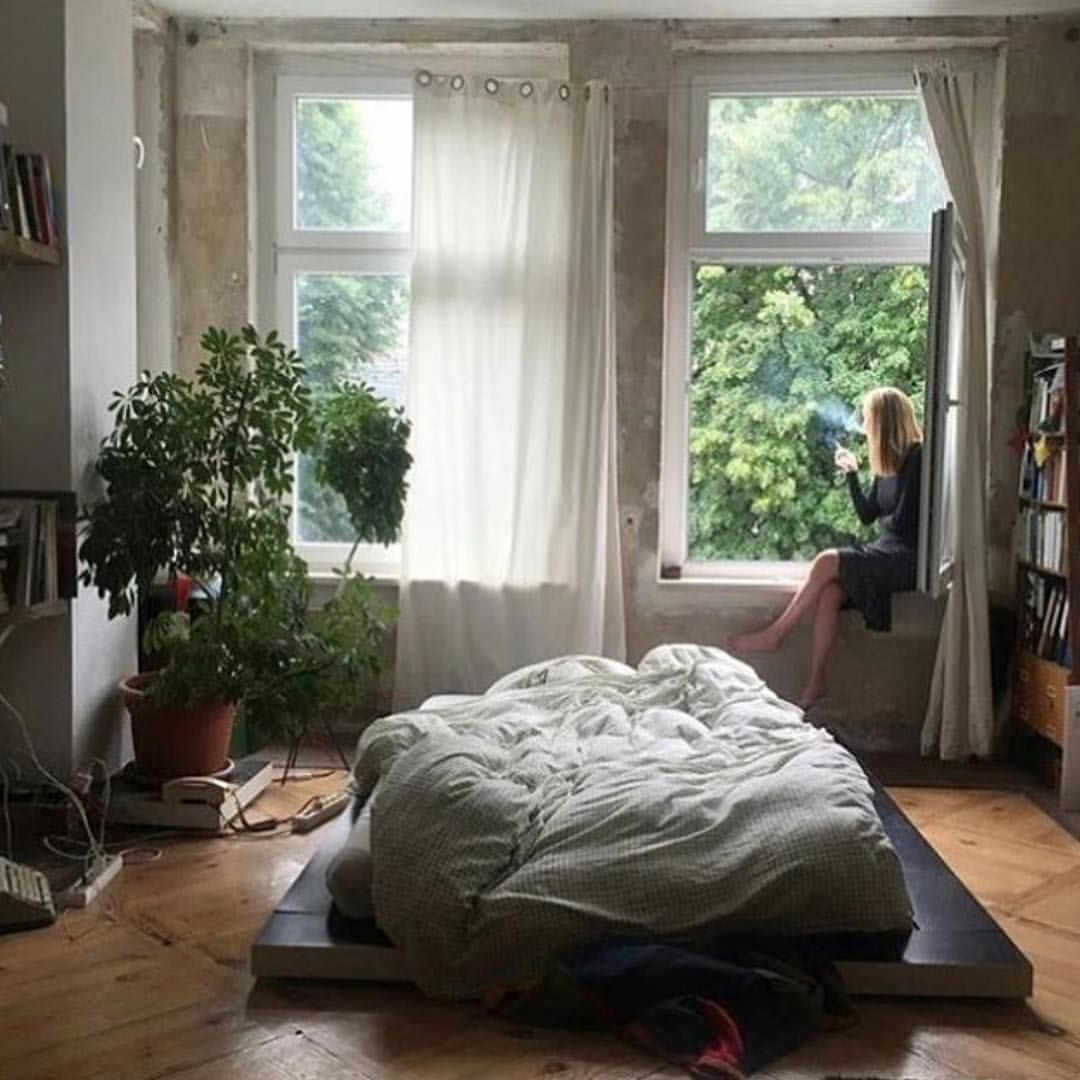 2 window bedroom ideas   likes  comments  younglovers on instagram  home ideas