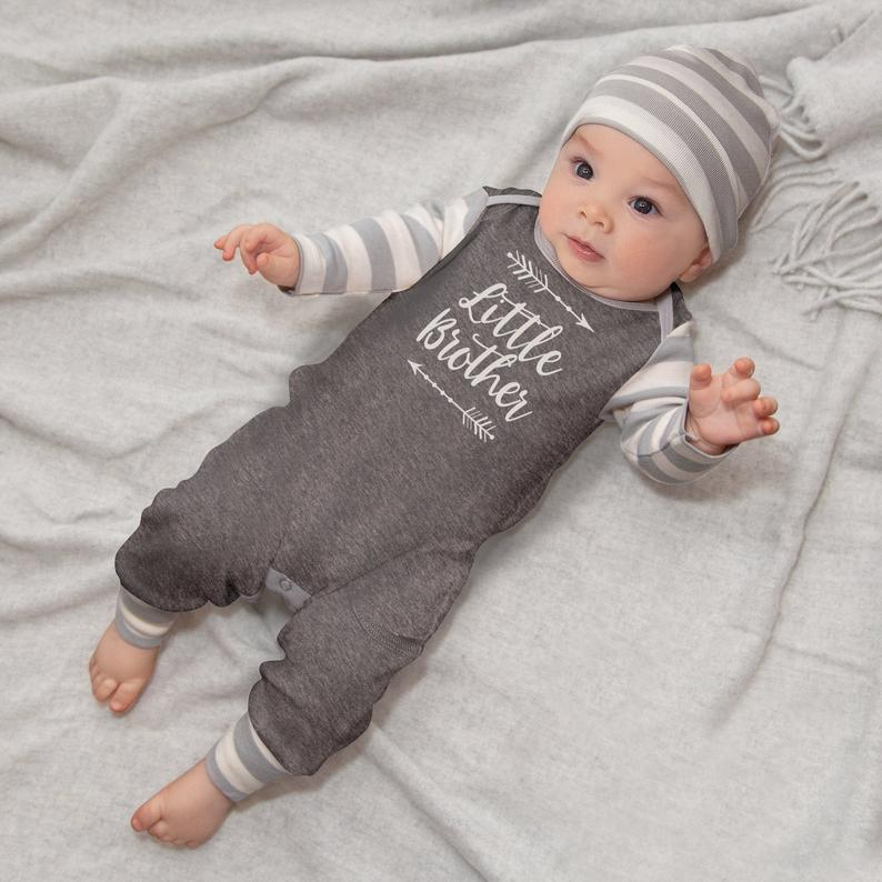 hat and sandals Take home outfit Baby baptism clothes Baby romper booties and hat set Ivory baby boy baptism outfit Knit baby girl romper