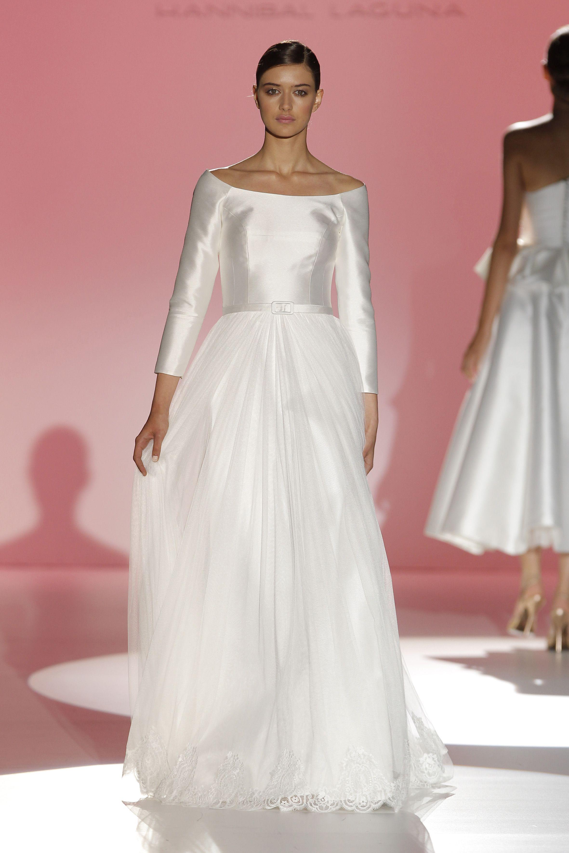 Vestido de novia colección 2015 de Hannibal Laguna. | brides 2015 ...
