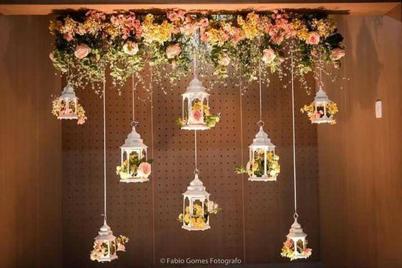Backdrop for Haldi Mehendi ceremonyUnobridge Best Wedding Decorators is part of Wedding stage decorations    –  #Weddingstage #decorations - Moyiki Sites