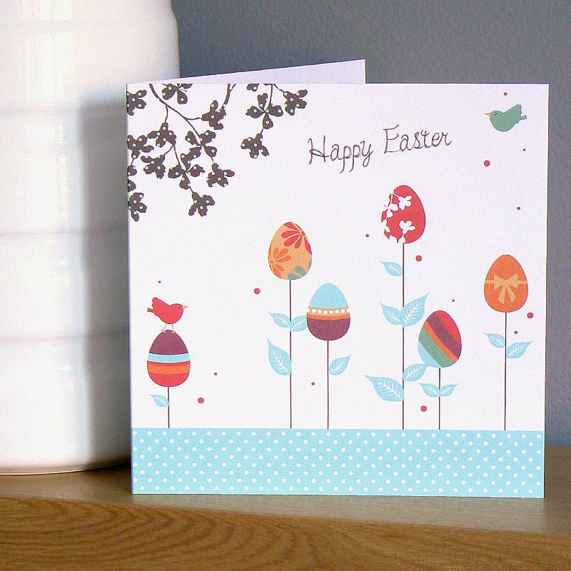 easter eggs easter card  easter cards easter easter gifts