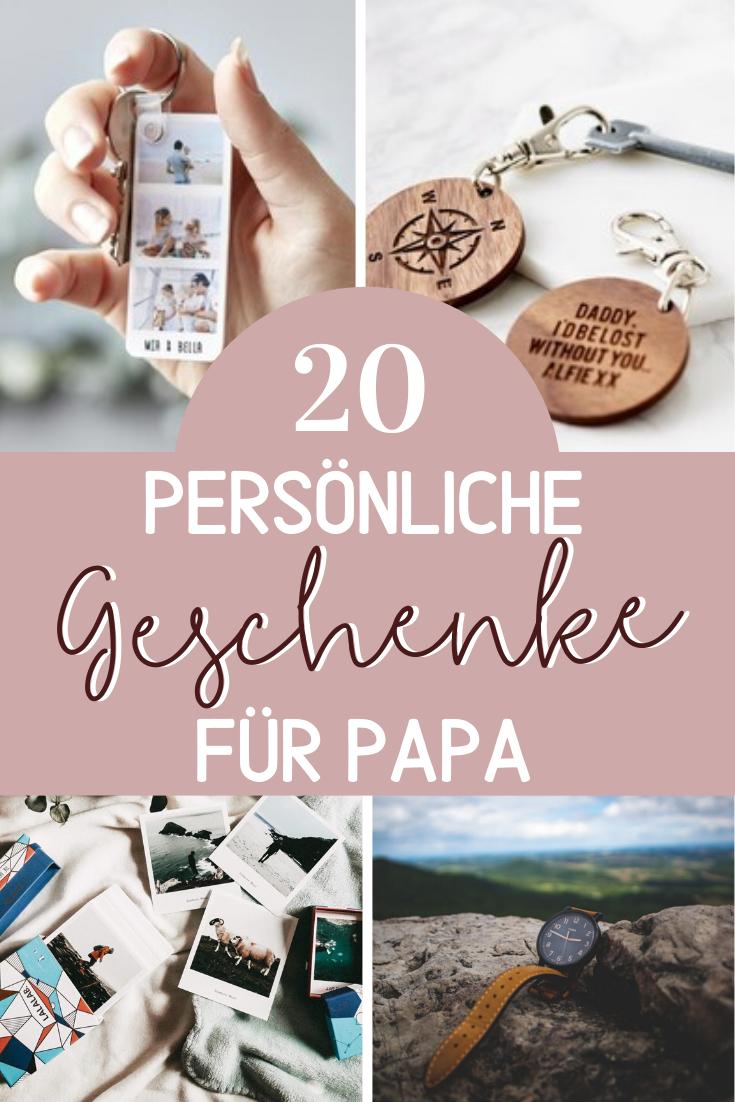10+ Schoene geschenke fuer papa 2021 ideen
