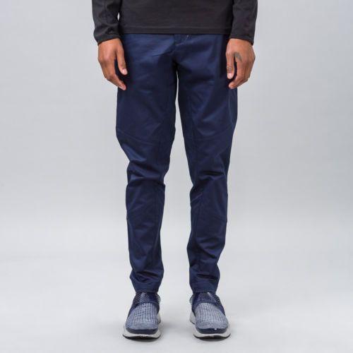 5f2dc42d8ed Nike Bonded Woven Tech Obsidian Blue Tapered Pants 805110-451 Men's 28 MSRP  $140 #Nike #Pants