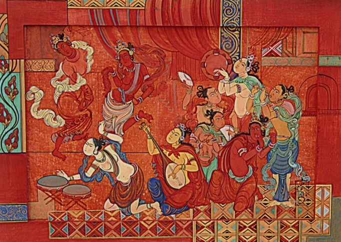 the different changes ushered in by the mongol empire The mongol empire,  consisted of many different territories that  epidemics and widespread disruptions rather than symbolic policy change.