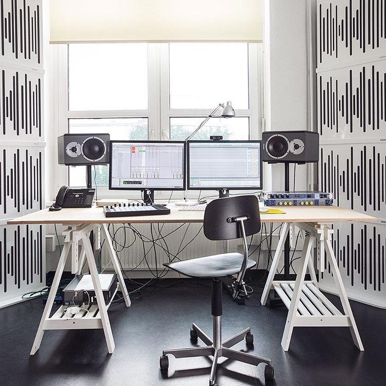 ableton user testing studio cool recording studio stuff. Black Bedroom Furniture Sets. Home Design Ideas