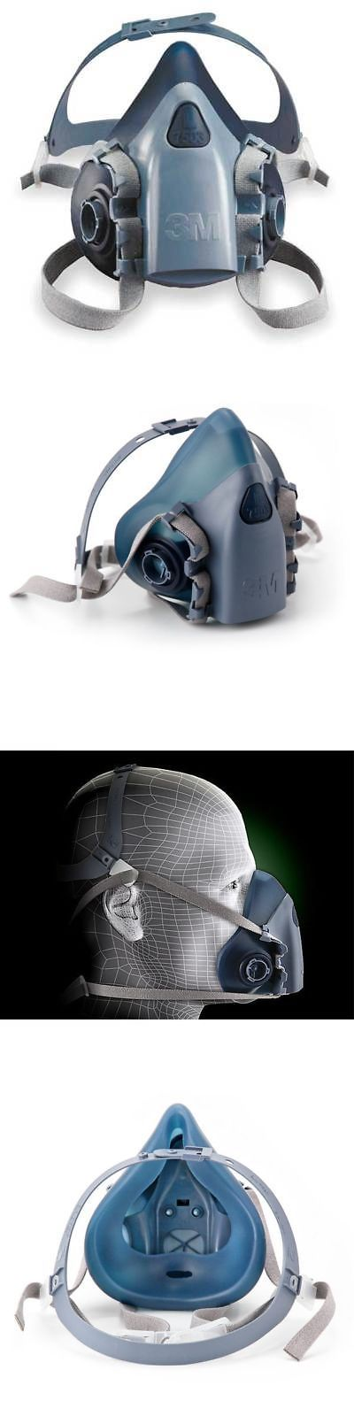 3m 7503 series half mask respirator