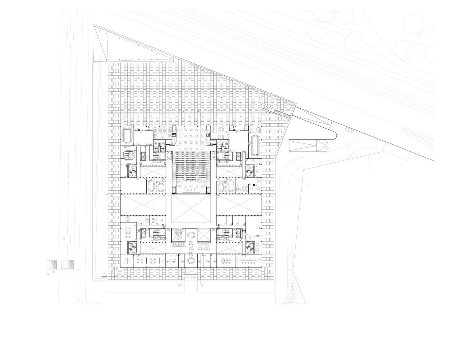Chambre Des Metiers Et De L Artis Kaan In 2020 Architecture