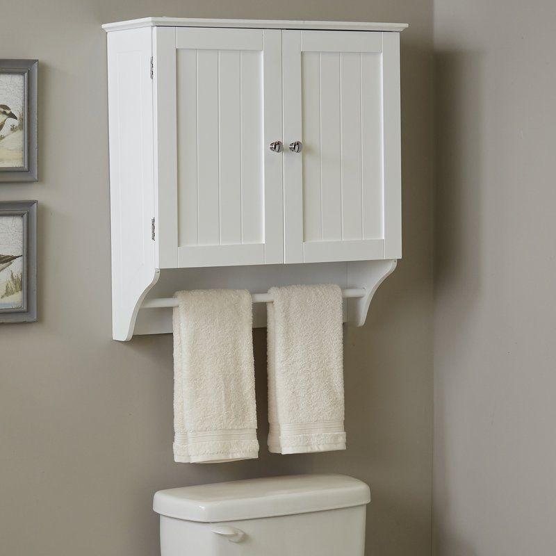 Ashland 23 82 W X 25 438 H X 8 86 D Wall Mounted Bathroom