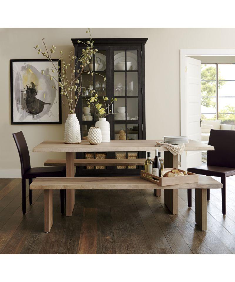 Dakota 71 Bench Dining Room Simple Dining Room Design