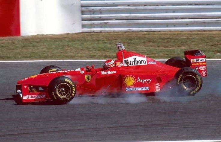 Suzuka 1997: la domenica perfetta della Ferrari 4