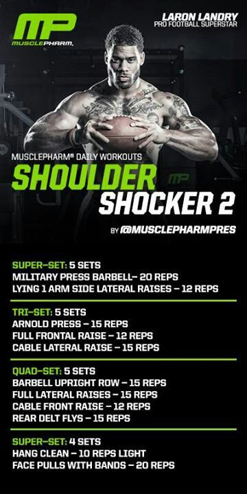 Mp Workouts Muscle Pharm Musclepharm Workouts Workout Routine