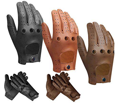 QUALITÉ SUPÉRIEURE VACHE NAPPA DOUX PRIME LEATHER HOMME GANTS DE CONDUITE SANS DOUBLURE 503 - Noir, Small Prime Leather http://www.amazon.fr/dp/B011BGMEP0/ref=cm_sw_r_pi_dp_4G69wb0MQR9FX