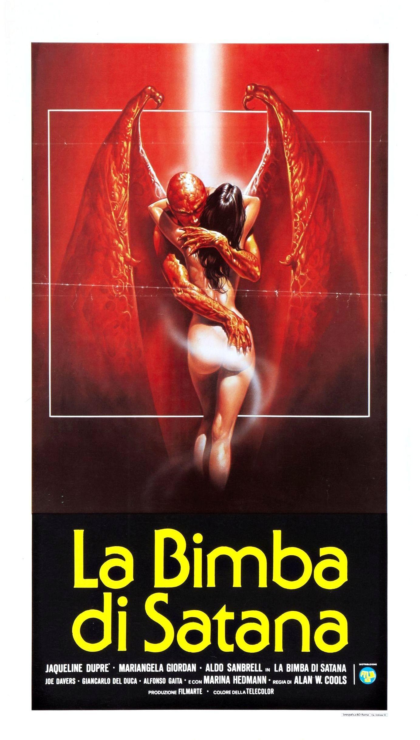 Bimba Di Satana Filmplakate Filme Plakat