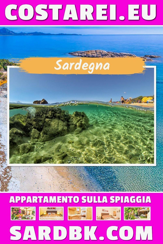 Sardbnb Com Vacanza Al Mare In Sardegna A Costarei