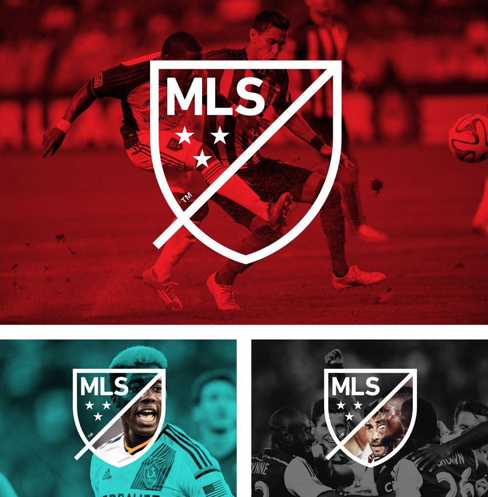 New logo and brand identity for MLS by Athletics and