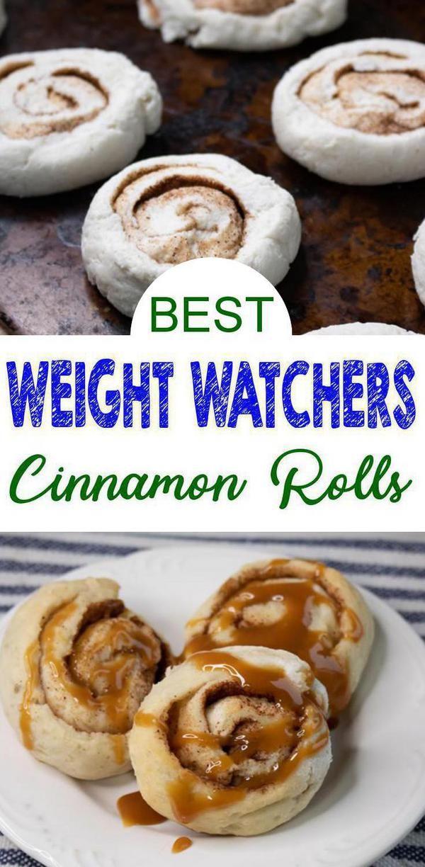 Weight Watchers Cinnamon Rolls – BEST WW Recipe – Breakfast – Treat – Snack with Smart Points images