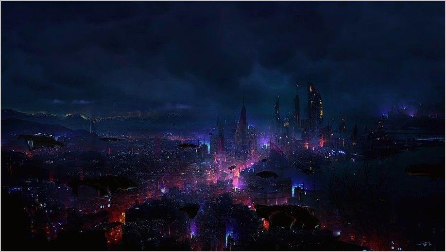 Cyberpunk 2077 Night City Wallpaper 4k Em 2020