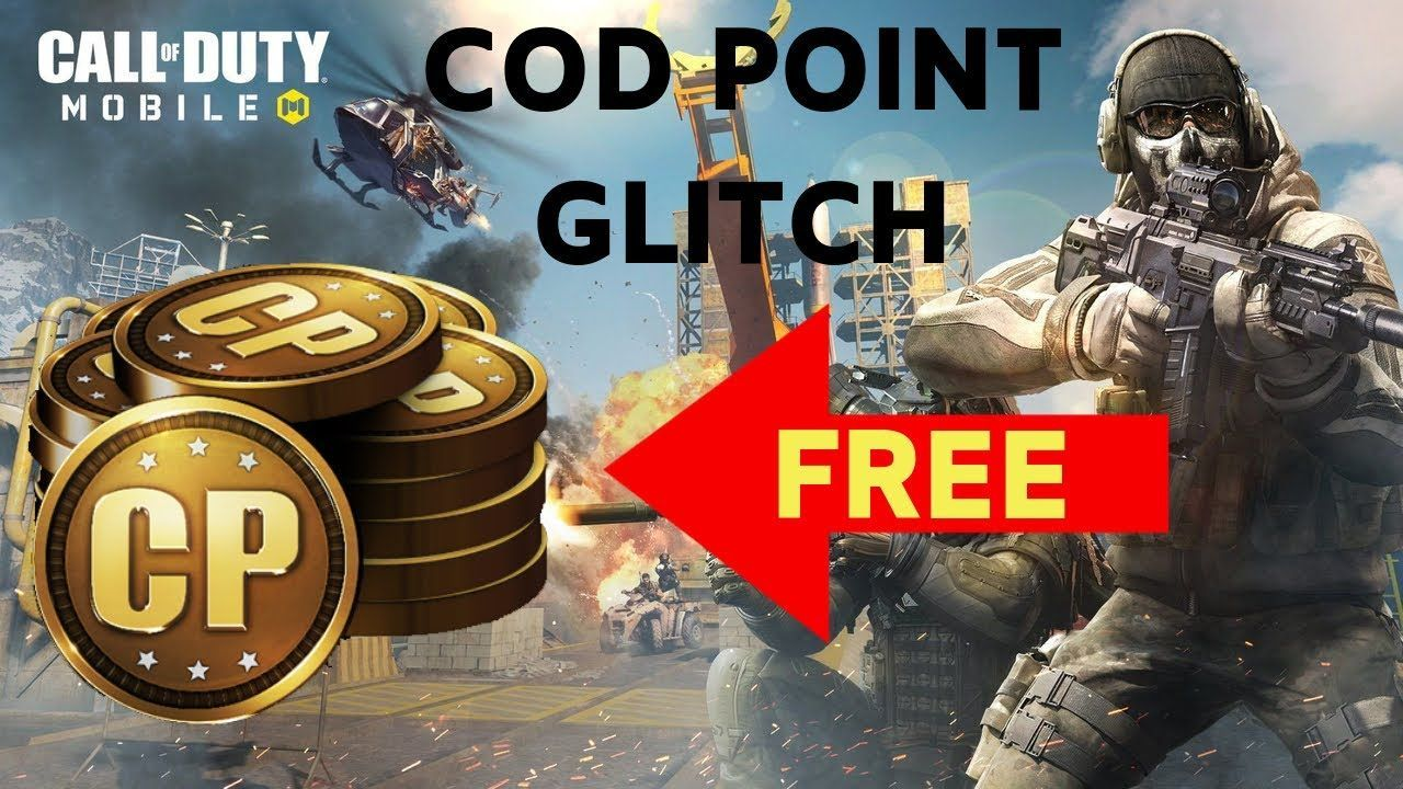 how to get free cod points in call of duty mobile