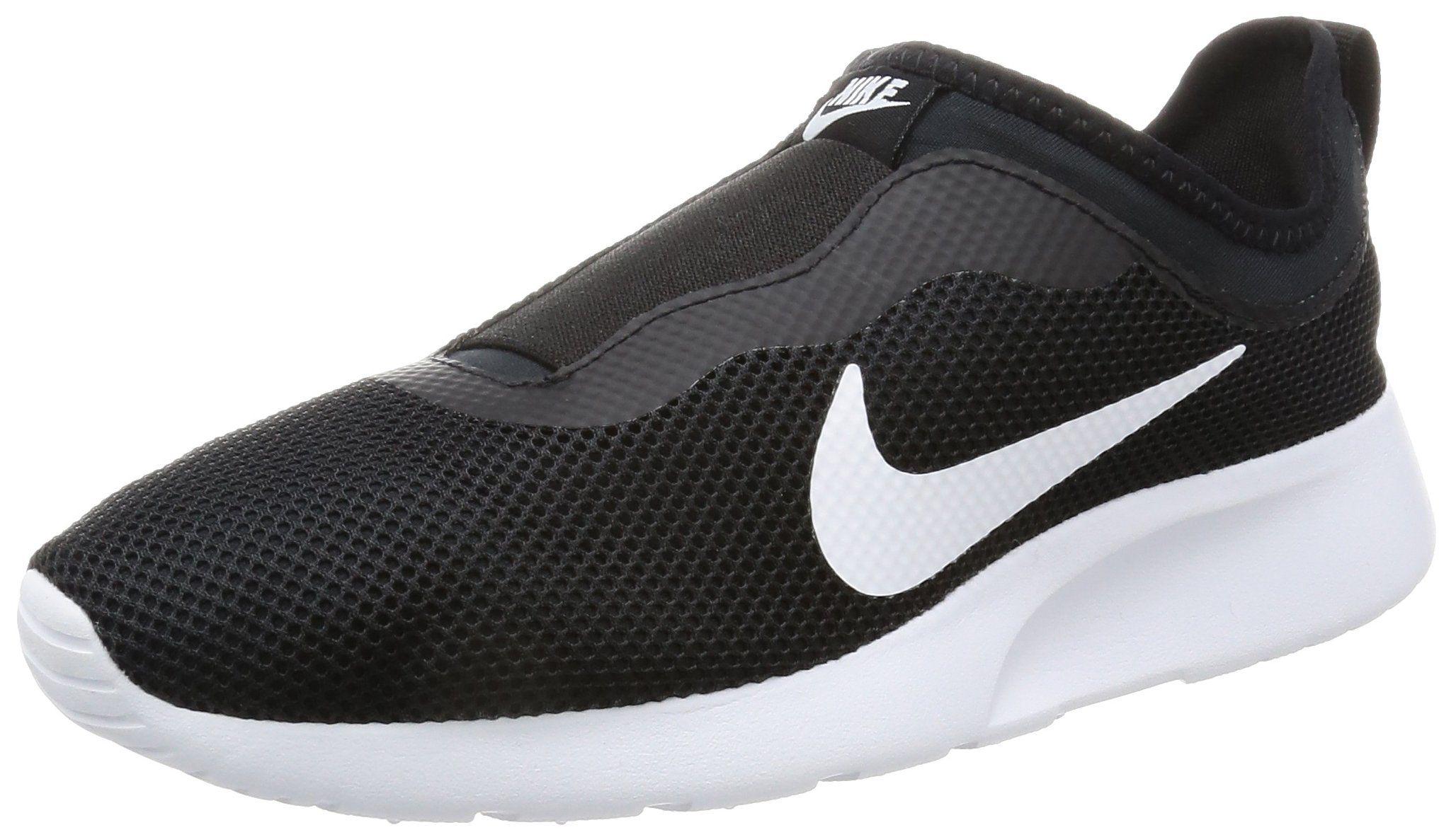 Nike Women's Wmns Tanjun Slip, BLACK
