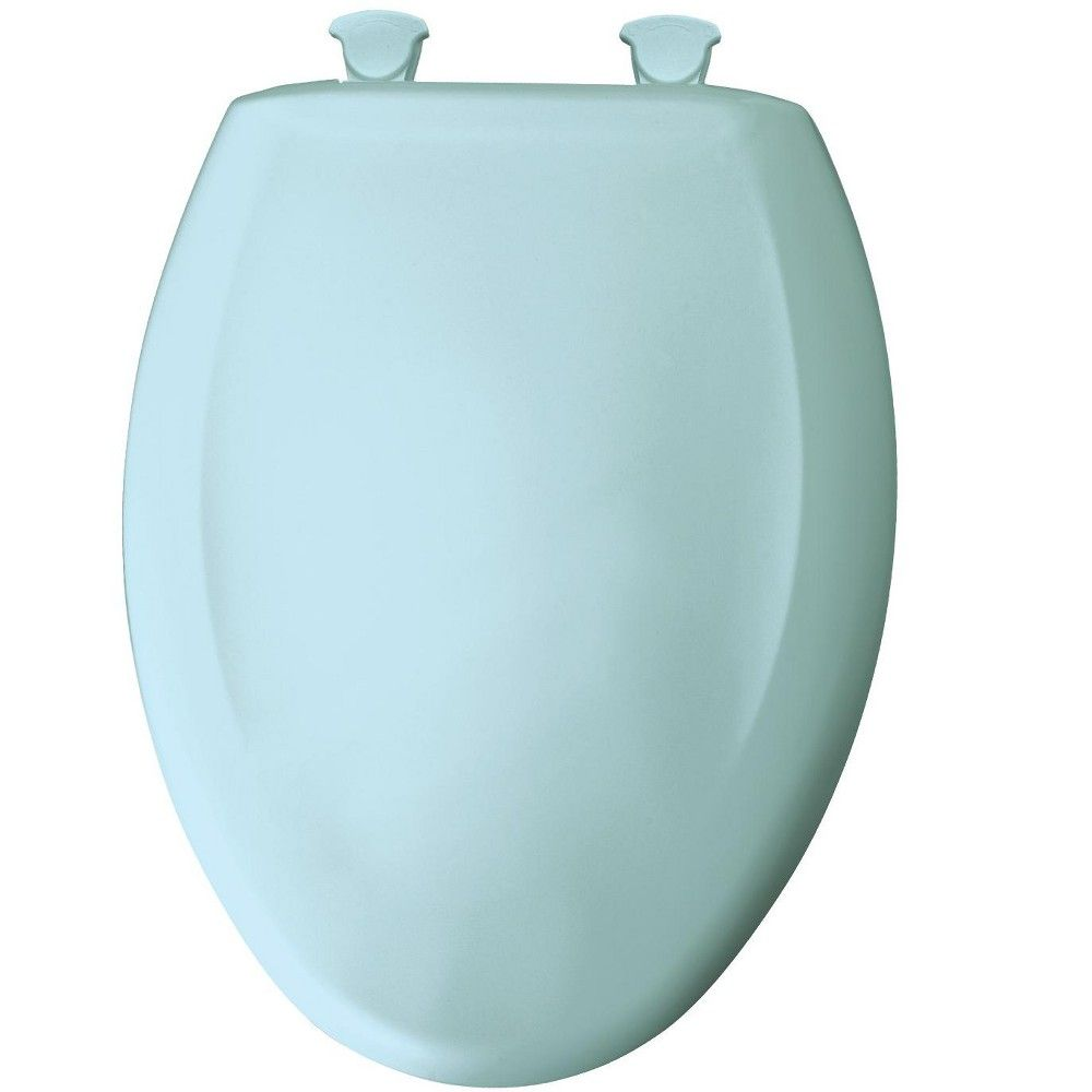 Bemis 1200slowt Elongated Closed Front Toilet Seat And Lid With