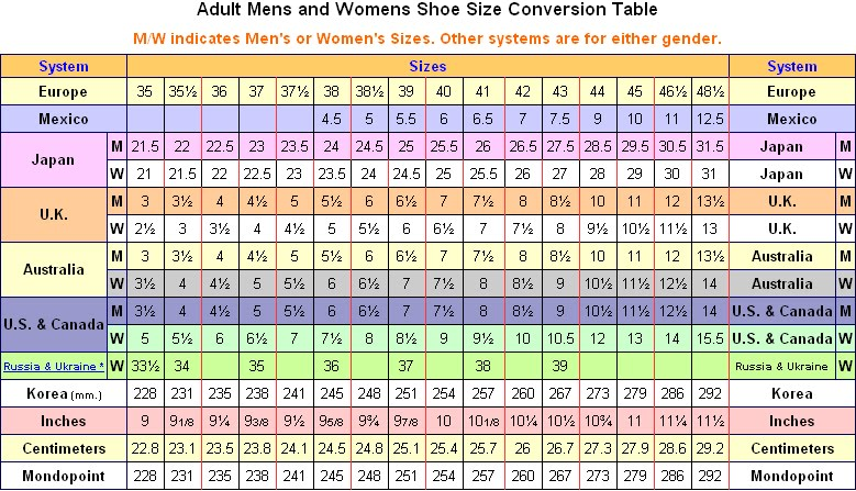 mizuno shoe size chart youth jackets femmes