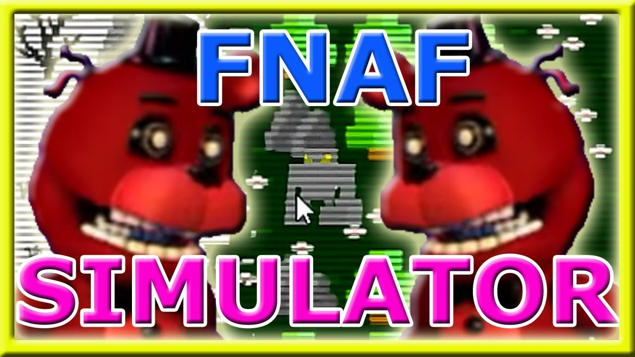FNAF WORLD SIMULATOR DEMO COMPLETE | BUGS EVERYWHERE!! | All Five
