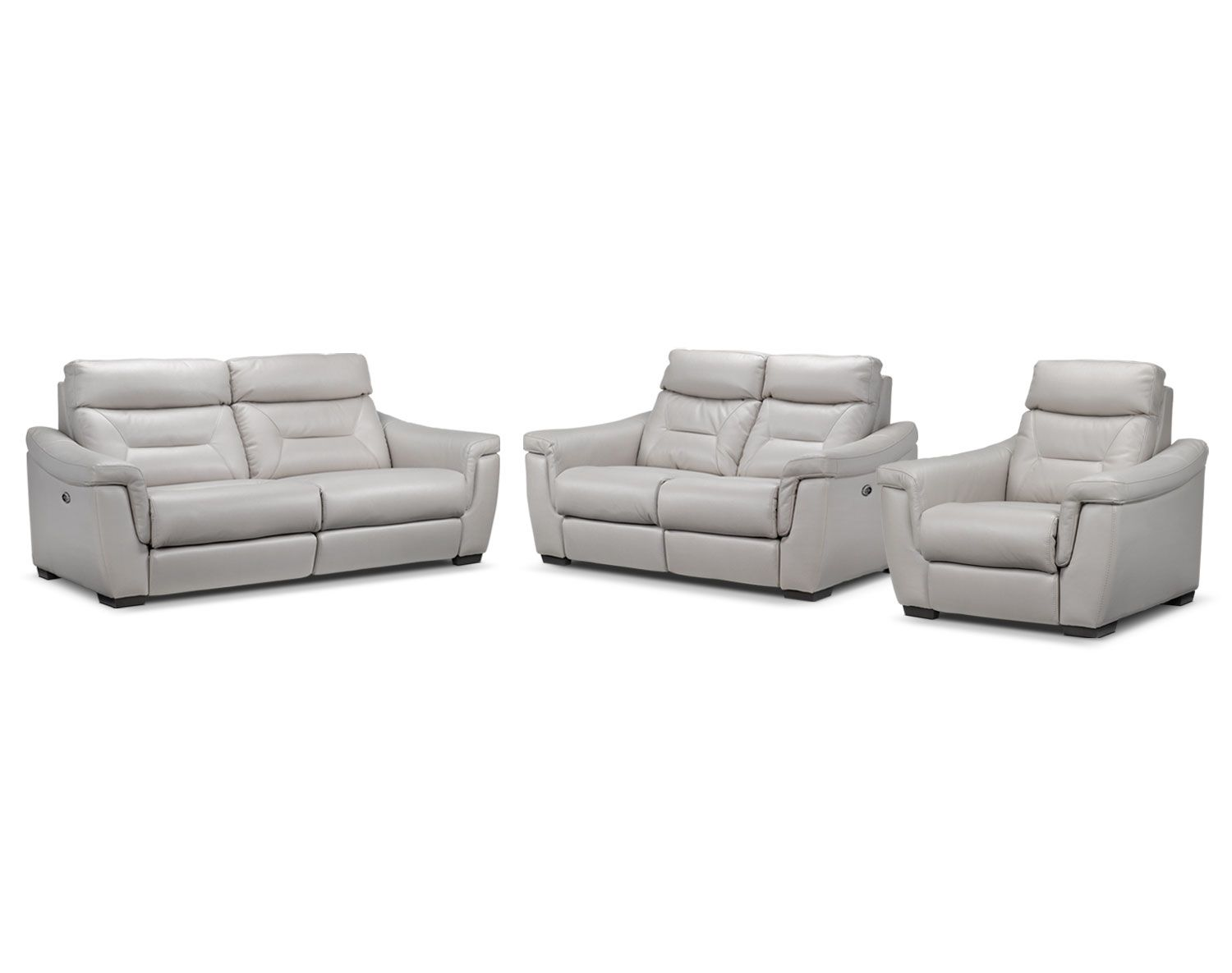 Reclining Sofa Living Room Furniture The Ralston Collection Ralston Power Reclining Sofa