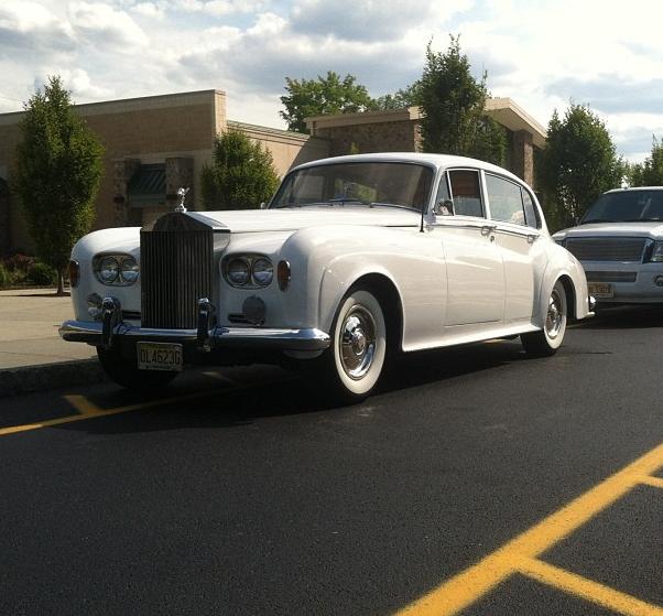 Rolls Royce, Wedding Season, Just Married, NJ Wedding