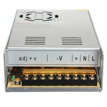 110V-220V to 12V 30A 360W Switch Power Supply Driver for LED Strip Light Display - US$23.09