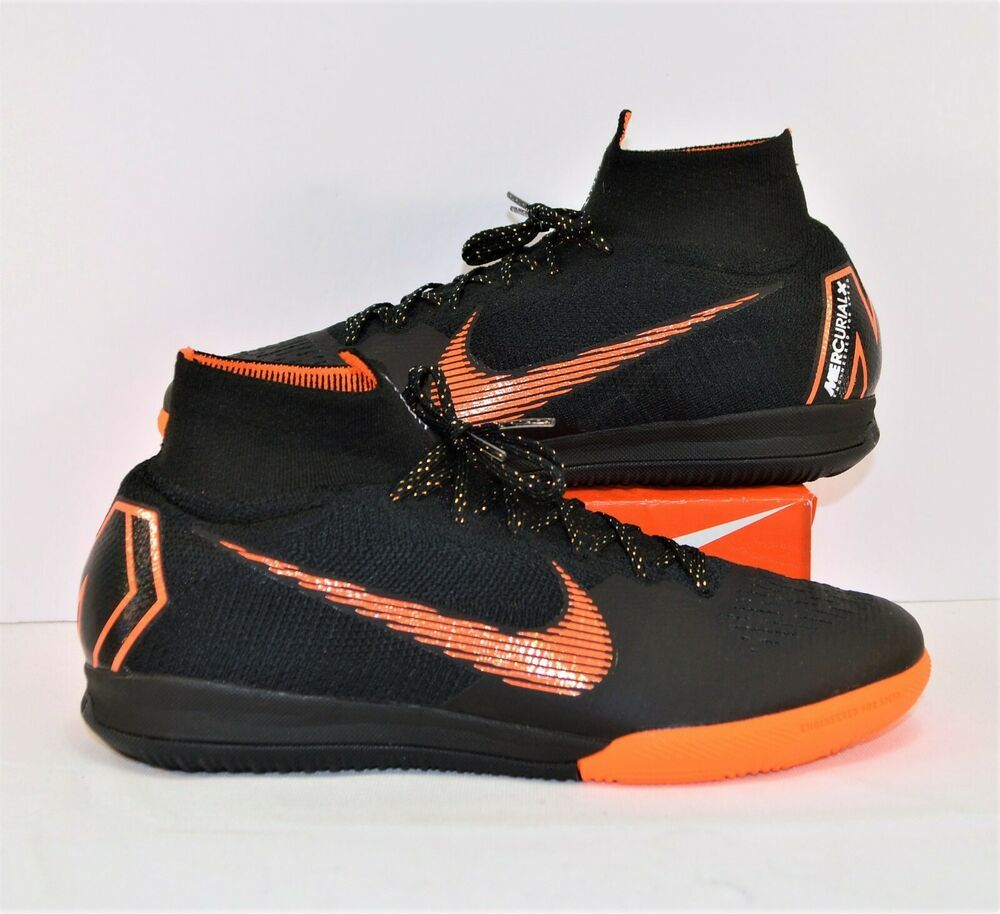 21a3a929d Advertisement(eBay) Nike Mercurial Superfly X 6 Elite Indoor IC Soccer Shoes  Sz 8.5