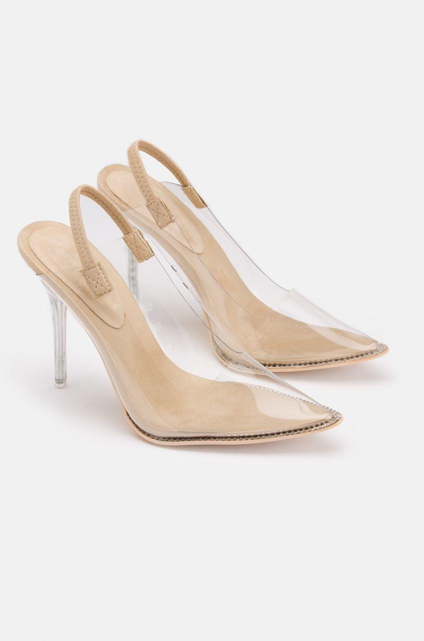 b34171e465b Mystic - Nude | Style inspiration | Nude, Heels, Stiletto heels