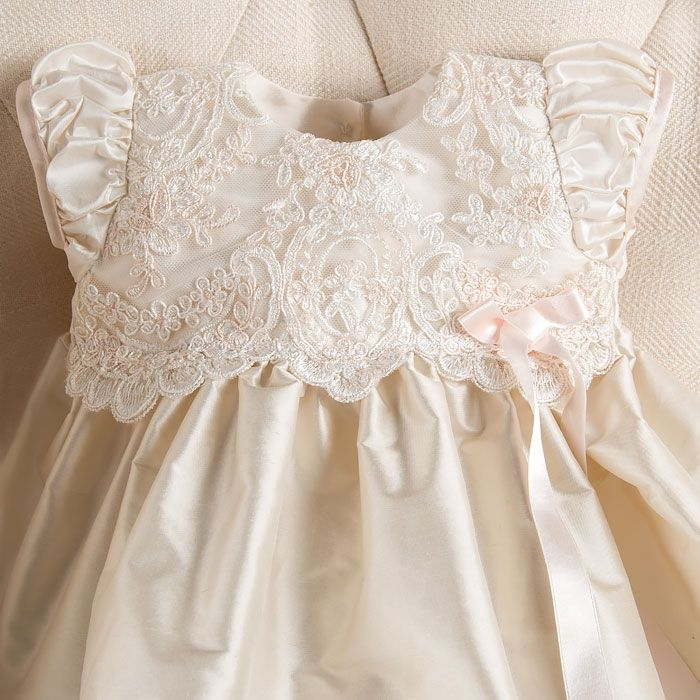 Penelope Christening Dress - (18-24 month only) | Christening gowns ...