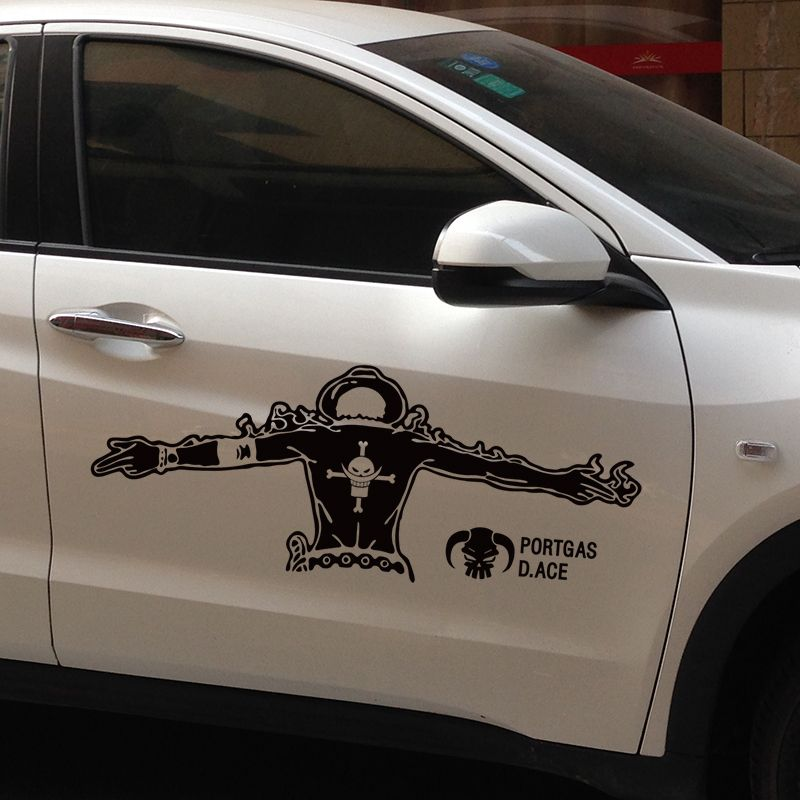 ACE Car Styling Sticker Die Cut Vinyl Decals //Price: $20