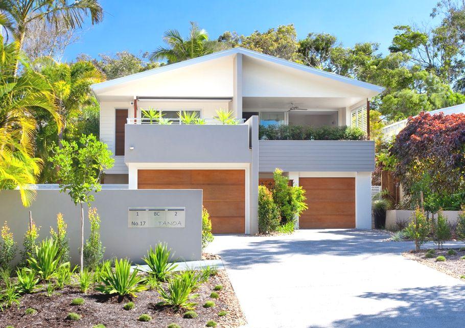Modern Sunshine Beach Duplex Australia Duplex Designs