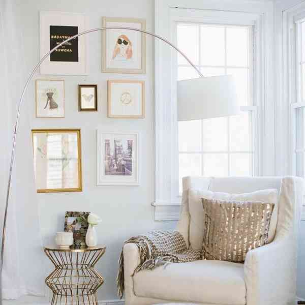 Wandfarbe Weiß – stilvoll und immer modern! | wohnzimmer | Pinterest ...