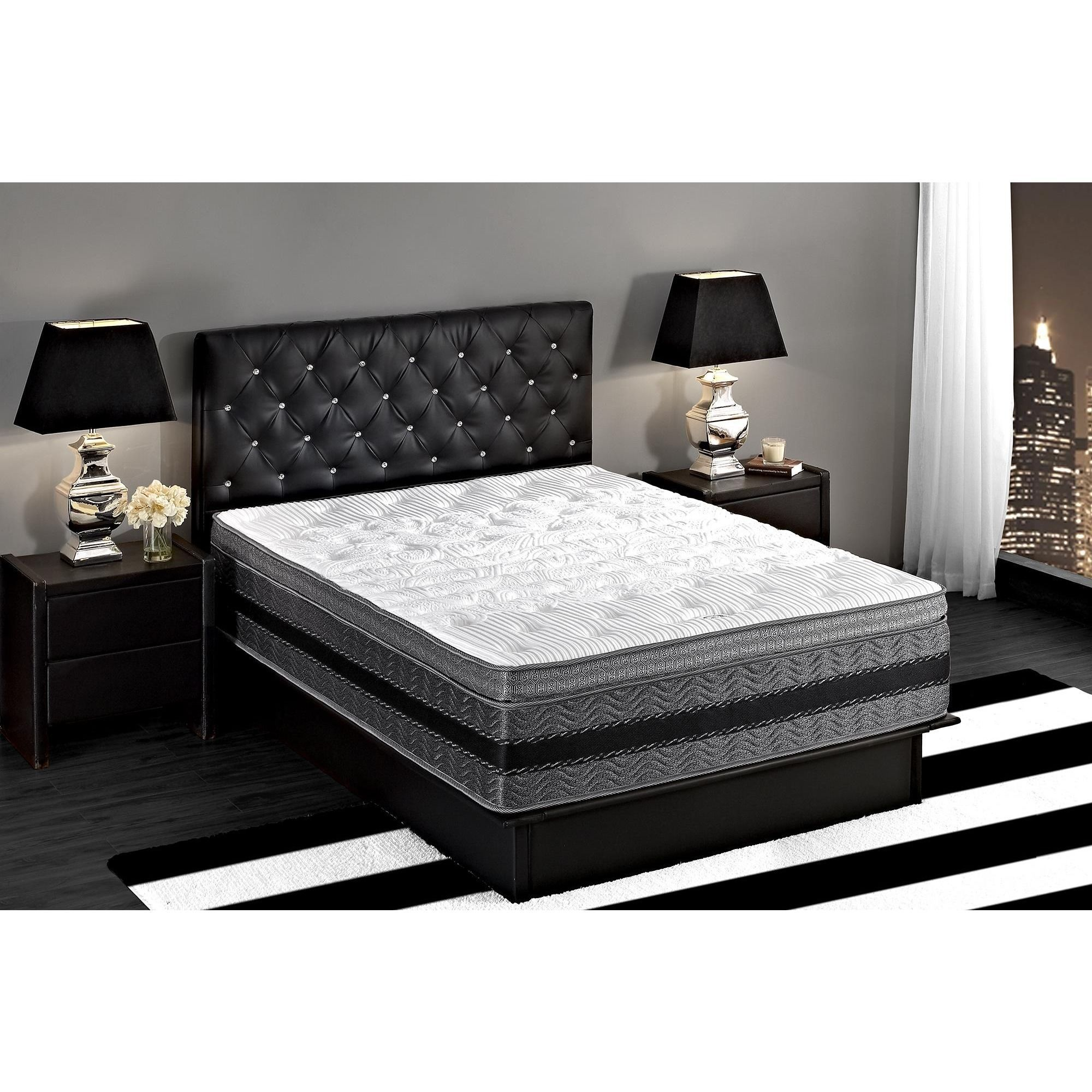 coil sourceimage mattress sleep products justice certipur collection us hybrid independently inch gel signature mattresses foam with details memory certified eng encased black