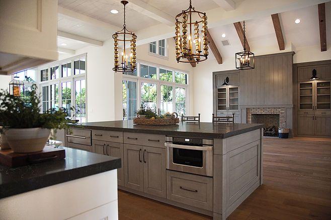 Kitchen  Fireplace - Heather Ryan, Interior Designer - Phoenix, AZ