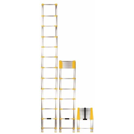 For Gerrod Xtend Climb 12 5ft Telescoping Aluminum Ladder Aluminum Extension Ladder Ladder Multi Purpose Ladder