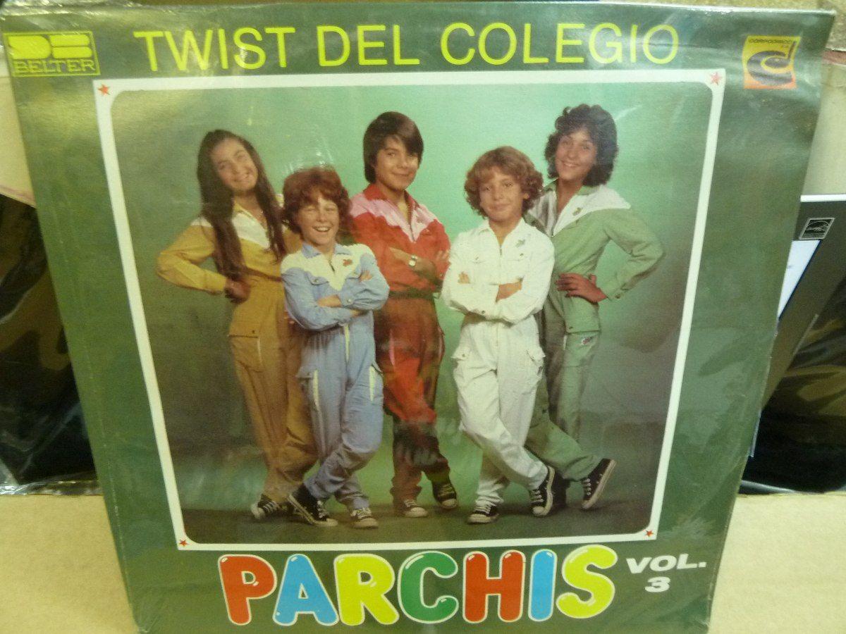 """SE VENDE US$ 60 LP - PARCHIS """"Twist del Colegio"""" Envío Internacional Gratis Pagos via Paypal o Western Union"""
