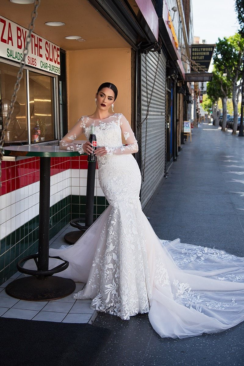 Pin by scarlet bridal boutique on gorgeous gowns pinterest