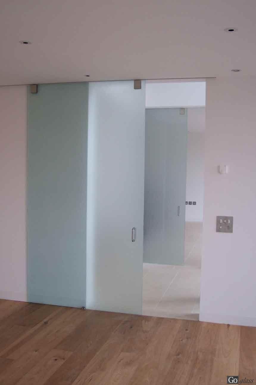 Teal hallway ideas  glass sliding door hallway into lounge  interiors  Pinterest